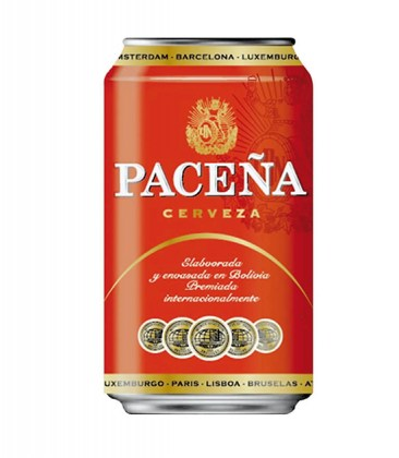 17 birra paceña 330ml